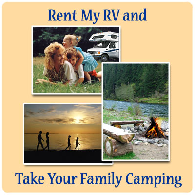 RV Rentals make a great California family vacation